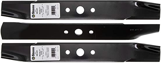 Stens 345-231 Pack of 3 Medium-Lift Blades