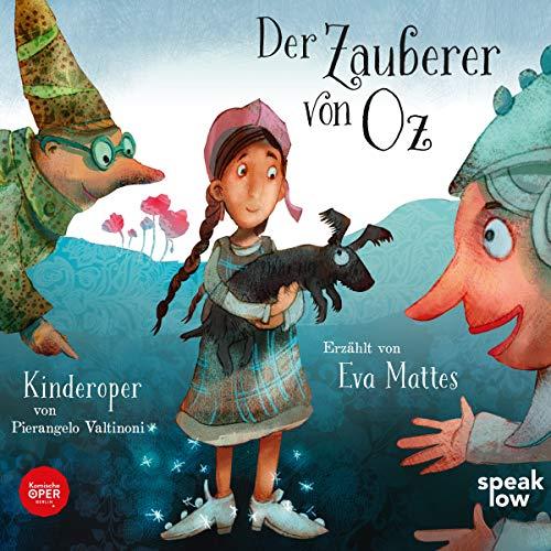『Der Zauberer von Oz』のカバーアート