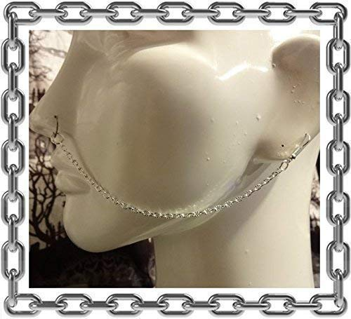 Single Strand or Double Strand Nose Chain choice of colors and styles