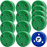Green Biscuit Snipe 12 Pack Shooters -NHL Puck/GB Sticker