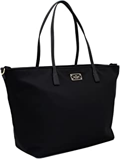 Kate Spade Blake Avenue Margareta Baby Black Nylon Baby Bag