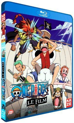 One Piece Le Film [Blu-Ray]