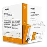 FlowMIR Einwegturbinen für Spirometer inklusive Mundstück 60 Stück -