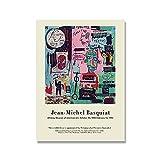Jean Michel Basquiat Kunst Wandkunst Kunst Poster und