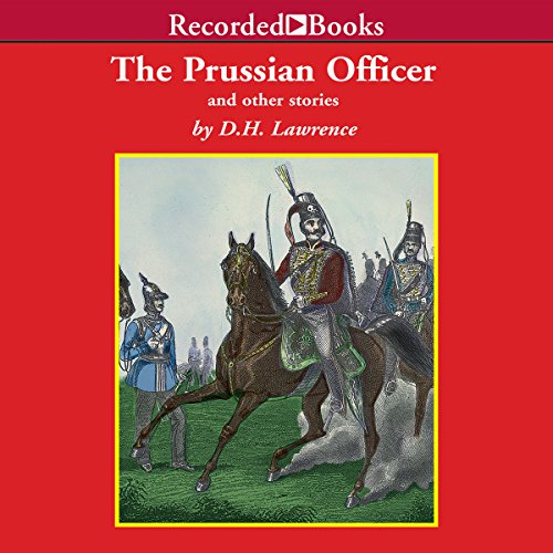 The Prussian Officer audiobook cover art