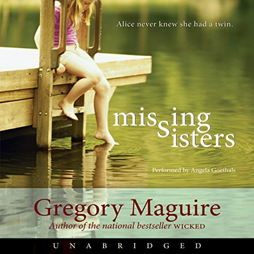 Missing Sisters audiobook cover art