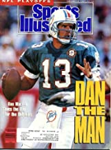 Sports Illustrated January 14 1991 Dan Marino/Miami Dolphins Cover, Ohio State Buckeyes 12-0, Tom Kite/Tournament of Champions, Ricky Pierce/Milwaukee Bucks, Helicopter Skiers