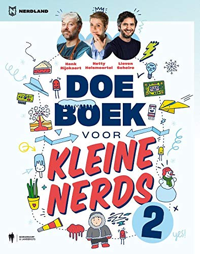 Doeboek voor kleine nerds (Nerdland)