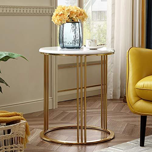 Table basse Côté art en fer Simple balcon de style européen Salon Table à thé