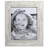 Lawrence Frames 8x10 Weathered Pearlized Maple, Natural