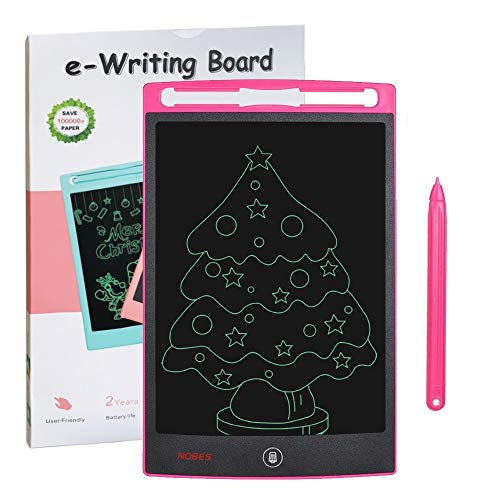 LCD Escritura Tableta tecboss 8.5 Pulgadas Niños Tableta De Dibujo Color grandes borrable