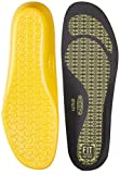 Keen Utility Men's K-20 Insole with Extra Cushion for Neutral Arches Accessories, Black, L