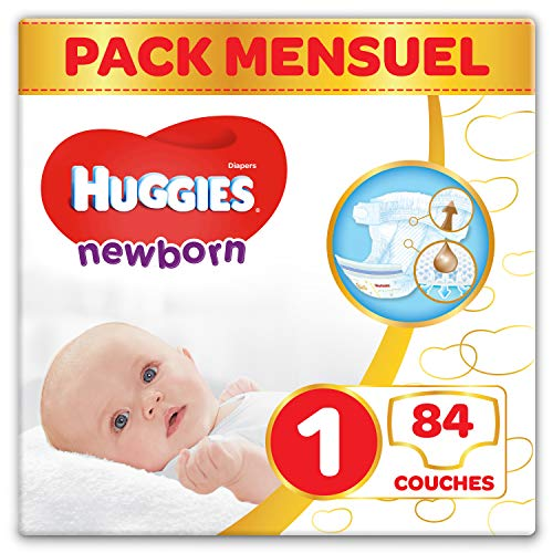 Pañales para recién nacidos Huggies Newborn