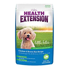 Little Bites Dry Dog Food Is Formulated To Meet The Specific Needs Of Teacup, Toy And Miniature Breed Dog With A Holistic Approach Made With Antioxidants And Organic Chicken, Will Benefit Both Puppies And Adult Dogs Alike Features Sure To Bring Out T...