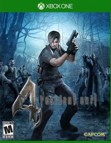 Resident Evil 4 HD for Xbox One