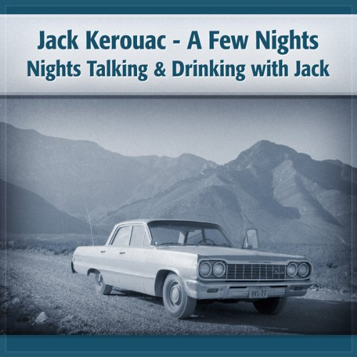 Jack Kerouac audiobook cover art