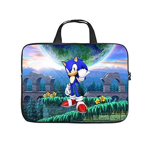 Universal Laptop Computer Tablet,Bag,Cover for, Apple/MacBook/HP/Acer/Asus/Dell/Lenovo/Samsung, Laptop Sleeve,SSO-nic The Hedgehog 4 Episode II A,12inch/32x24x1.5cm