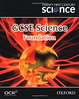 Twenty First Century Science: GCSE Science Foundation Level Textbook