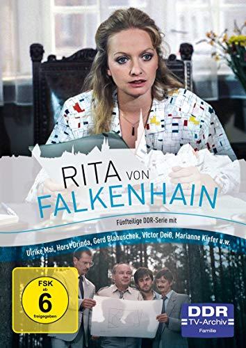 Rita von Falkenhain [2 DVDs]