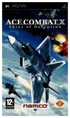 Sony Ace Combat X: Skies of Deception