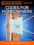 Black & Decker Codes for Homeowners 4th Edition: Current with...