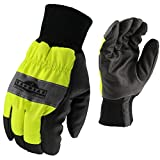 Radians RWG800XL Radwear Silver Series Hi-Visibility Thermal Lined Glove, X-Large