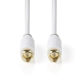 NEDIS Cable Satélite y Antena Cable Satélite y Antena | F ...