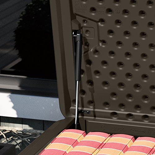 Suncast 130 Gallon Deck Box Review