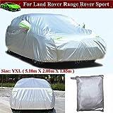 Impermeable/Resistente al Viento/Polvo/resistente a los arañazos coche, SUV, vehículo para sol Al aire libre protección UV Full fundas de coche para Land Rover Range Rover Sport 2011-2021