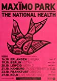 Maximo Park - The National Health, Tour 2012 »