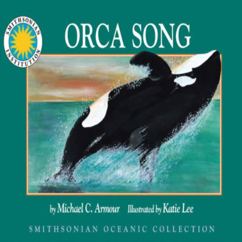 Orca Song audiobook cover art