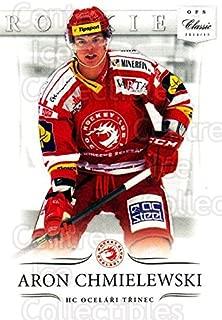 (CI) Aron Chmielewski Hockey Card 2014-15 Czech OFS Classic (base) 216 Aron Chmielewski