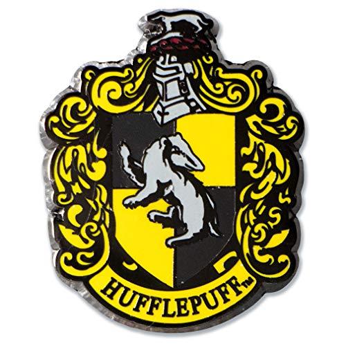 Ata-Boy Harry Potter Hufflepuff Crest 1' Full Color Enamel Pin