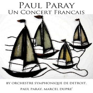 Paul Paray: Un concert francais