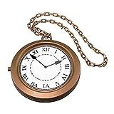 Bristol Novelty BA1019 Medaillon Uhr, Unisex– Erwachsene, Mehrfarbig, Einheitsgröße