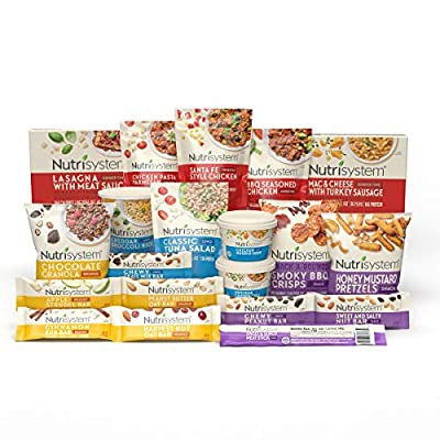 Nutrisystem® Weight Loss Kit 5 Day Protein-Powered Favorites
