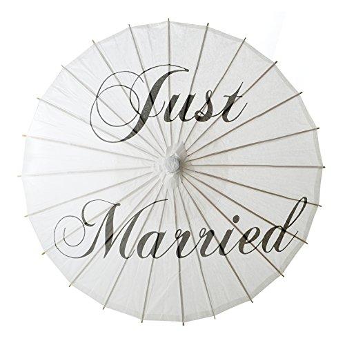 Anderson Wedding Umbrella Pack of 10