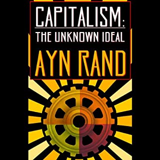 Capitalism audiobook cover art