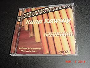 Audio Music CD Instrumental RUNA KAWSAY ELOLUTION Traditional & Contemporary Music Of THe Andes.