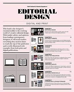 Best editorial design: digital and print Reviews
