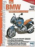 BMW F 650 CS Scarver (Reparaturanleitungen) - Sandra Hauber