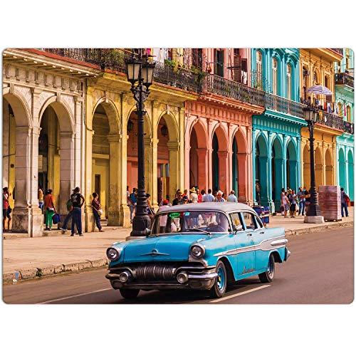 Quebra-cabeça 500 peças - Ruas de Cuba