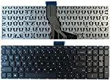 Laptop Replacement Keyboard Fit HP Envy M7-N M7-N000 M7-N011DX M7-N101DX M7-N109DX M7-N014DX M7-U009DX M7-U109DX US Layout No Backlight