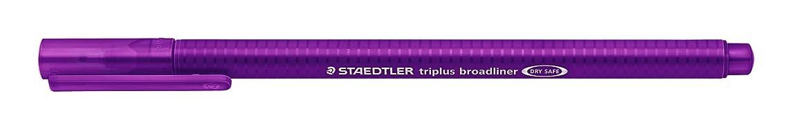 Staedtler 338-6 Broadliner Triplus