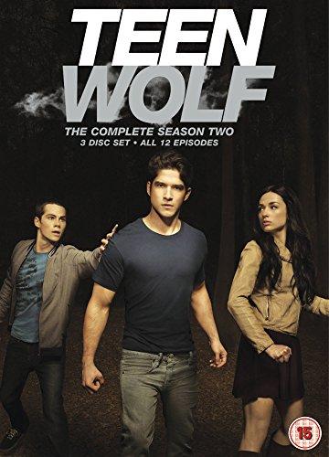 Teen Wolf - Season 2 (3 Dvd) [Edizione: Regno Unito] [Edizione: Regno Unito]
