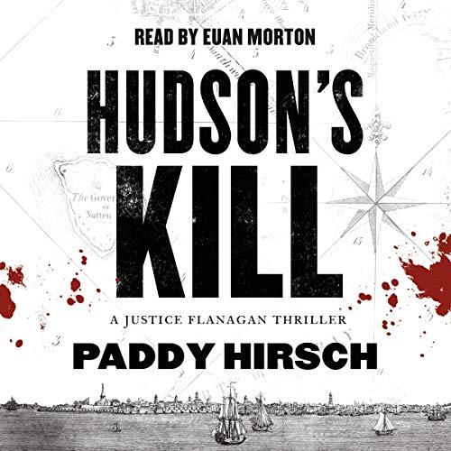 Page de couverture de Hudson's Kill