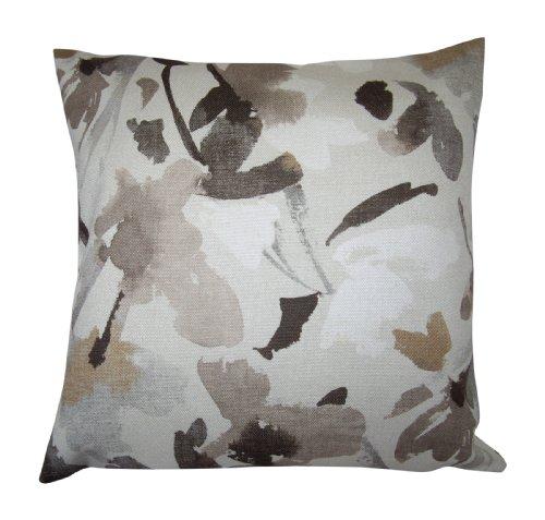 Sauermilch Lodge 1304606015186 Square Floor Cushion Grey 60 x 60 x 15/cm
