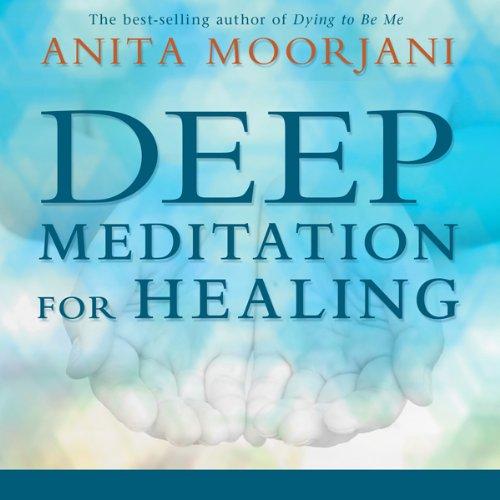Deep Meditation for Healing audiobook cover art