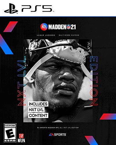 MADDEN 21 NEXT LEVEL for PlayStation 5 [USA]