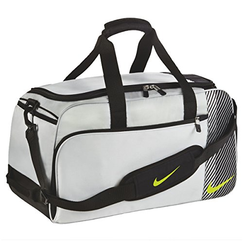 Nike Sport II Duffle Sac de Sport Divers Multicolore - Silver/Volt